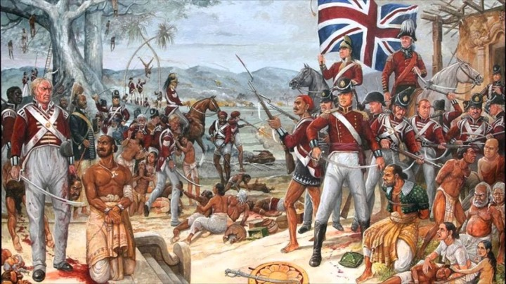 British Colonial rule in India