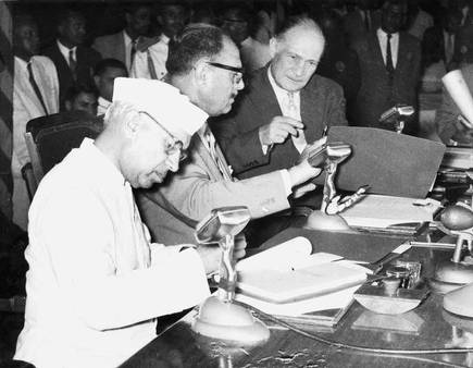 The Indus Waters Treaty of1960