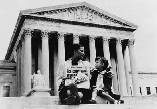 The American Civil Rights movement- A deep analysis of factors that contributed to the movement
