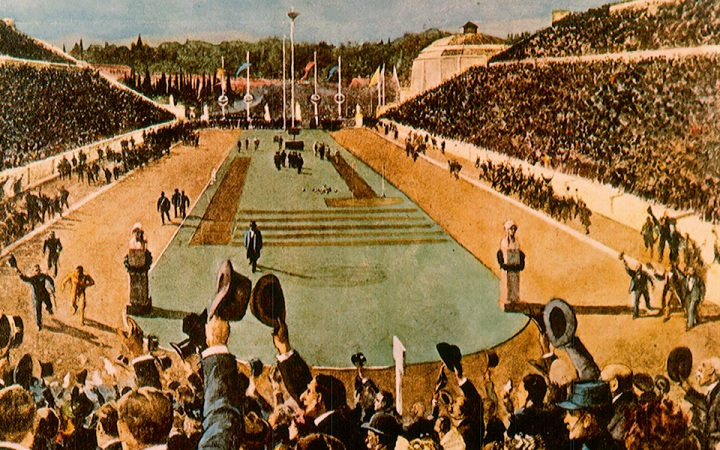 The Olympics – The games that have spanned the timeline -> B.C. to A.D.