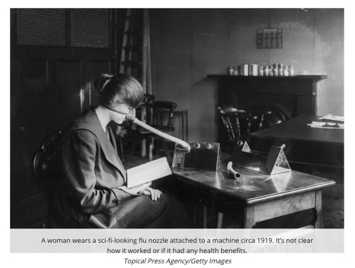 The 19th-century Spanish Flu, today's DejaVu?