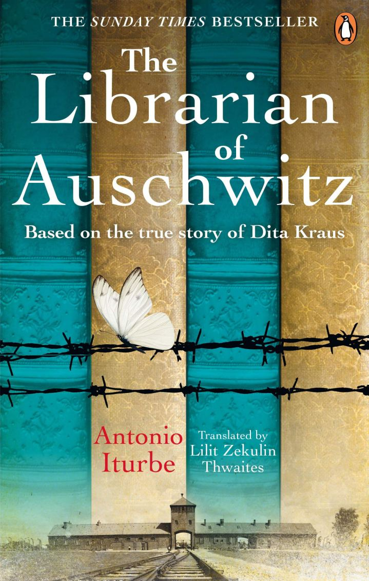 The Librarian of Auschwitz- Antonio Iturbe