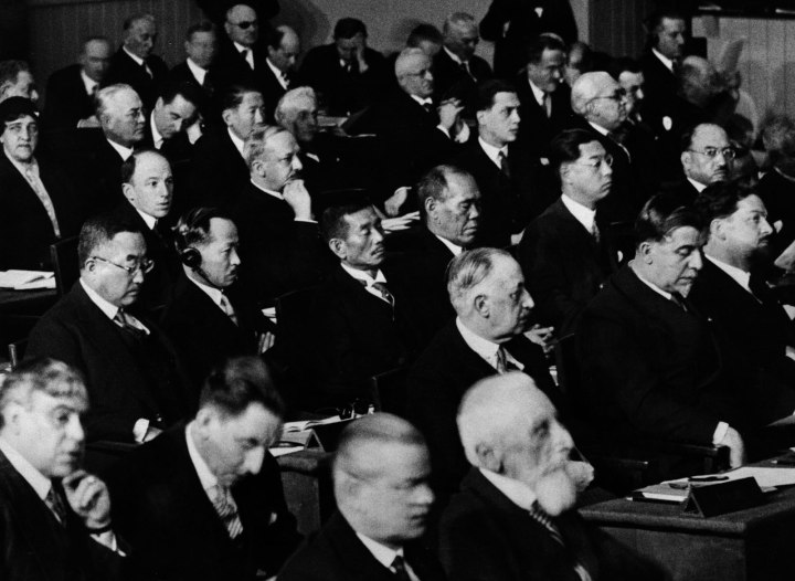 The League of Nations: The precursor to theUN