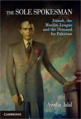 Book review: The Sole Spokesman by AyeshaJalal